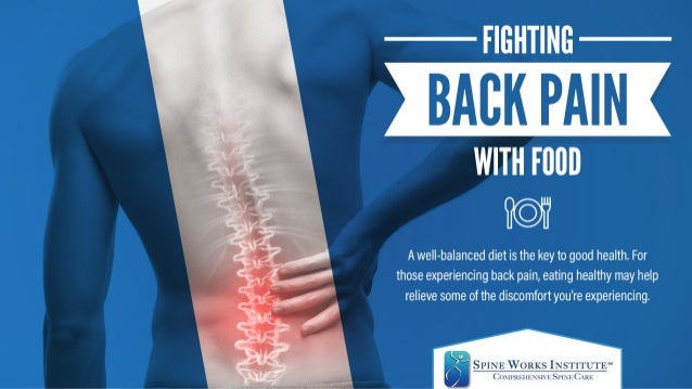 Fighting Back Pain with Food