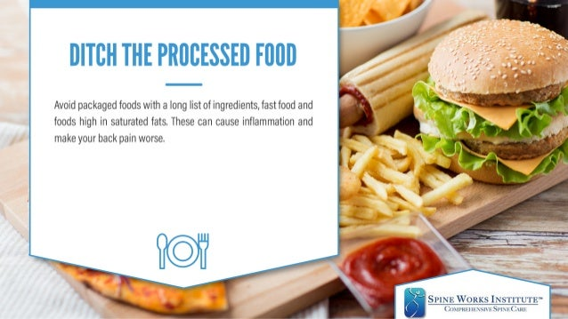 Fighting Back Pain with Food  Slide 3