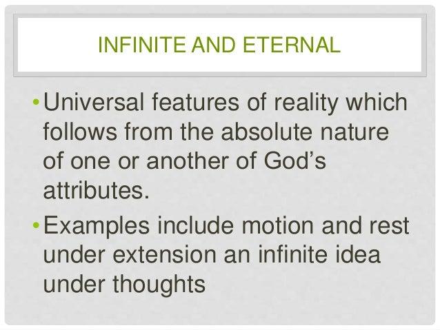 Spinozas Metaphysics