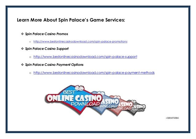 spin palace casino download for laptop