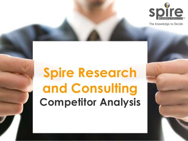 1 Spire Research and Consulting Competitor Analysis