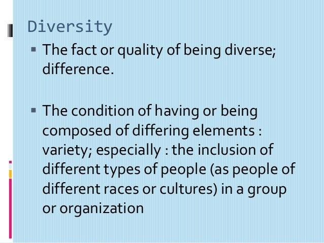 Diversity at the UW