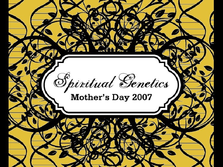 """Spiritual Genetics    """"Being a mom is the hardest job on earth. It brings out the best and the worst in you.""""  - Mary Sout..."""