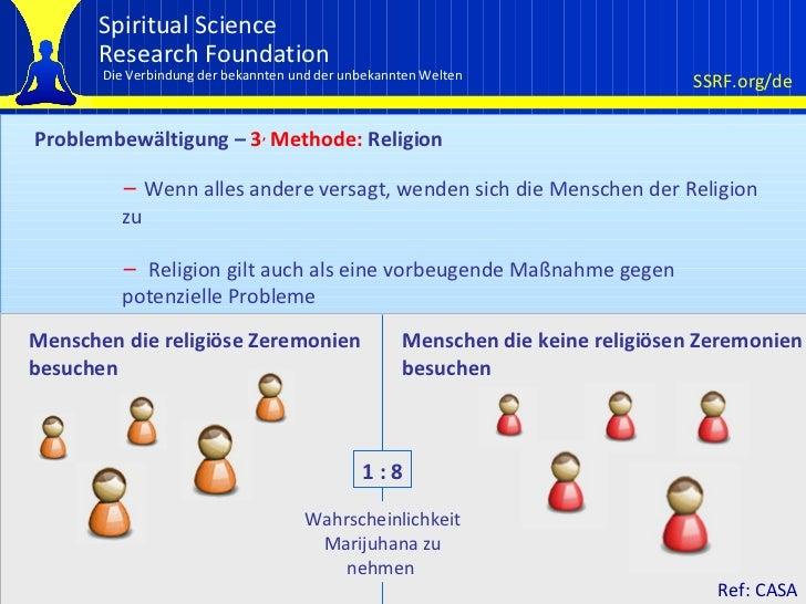 Problembewältigung –   3 ,  Methode:  Religion <ul><li>Wenn alles andere versagt, wenden sich die Menschen der Religion zu...