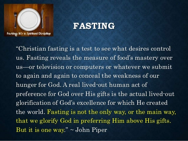 is fasting for christians Does the bible say to fast are there different kinds of fasting what foods can i eat while fasting orthodox christians observe even more fasting days.