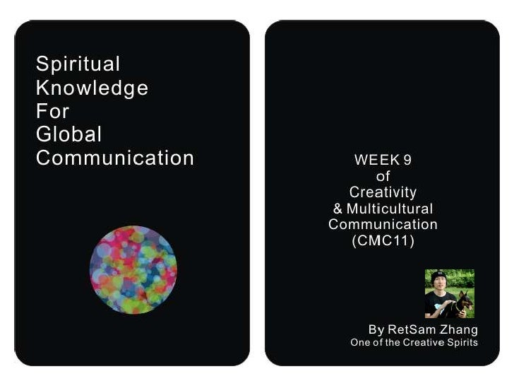 WHYSpiritualKnowledgeForGlobalCommunication?                 • Spiritual Beings                 • Exchange Energy         ...