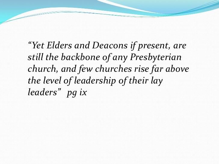 Spiritual Leadership for Church Leaders by Joan S. Gray--- A Presentation for Church Leaders by Pastor Geoff McLean, Christ Presbyterian Church, Fairfax Slide 2