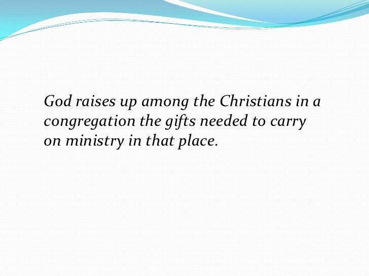 Spiritual Leadership for Church Leaders by Joan S. Gray--- A Presentation for Church Leaders by Pastor Geoff McLean, Christ Presbyterian Church, Fairfax Slide 3