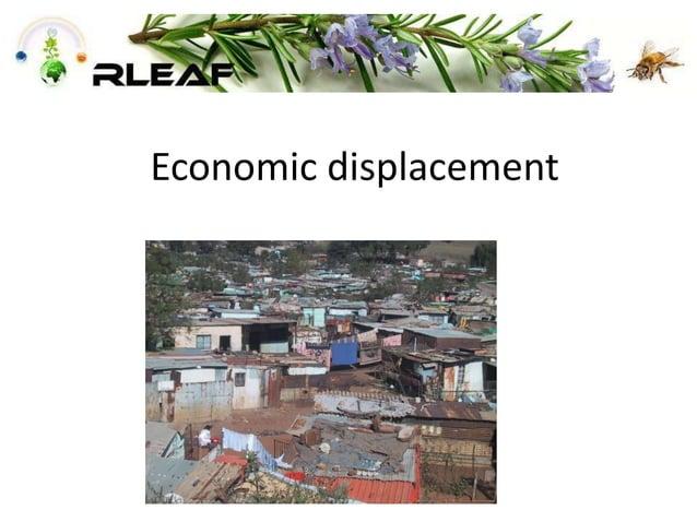 Economic displacement