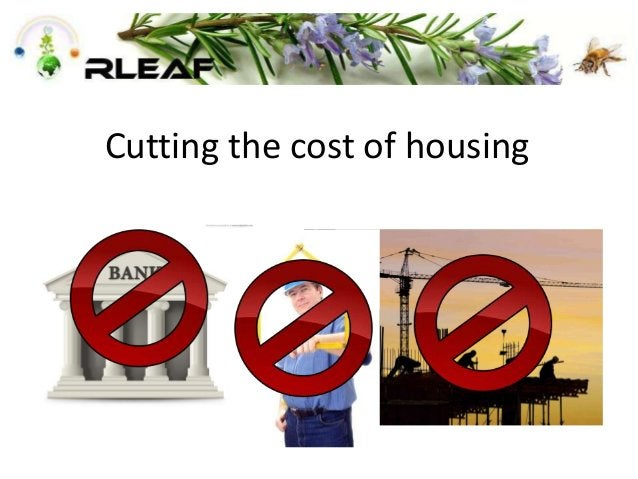 Cutting the cost of housing