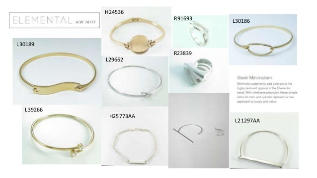 Fashion trends aw 2017 - Fashion Jewellery Trends 2016 2017 And Jewelry Buying