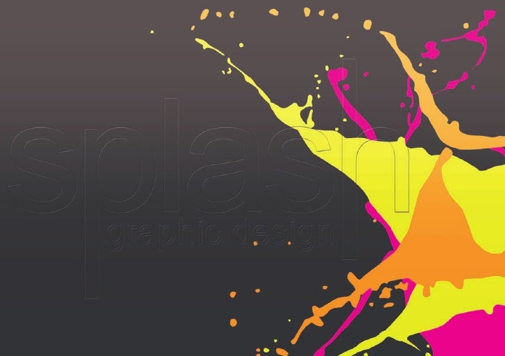 Welcome to Established in 2008, Splash Graphic Design has made        Web Design huge in-roads into the market and has cem...