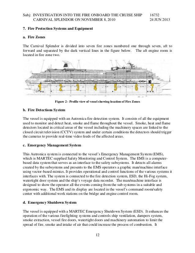 Cruise Ship Engine Room: Splendor Full Roi_final_signed_20130715_redacted