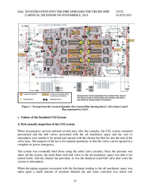 Cruise Ship Engine Control Room: Splendor Full Roi_final_signed_20130715_redacted