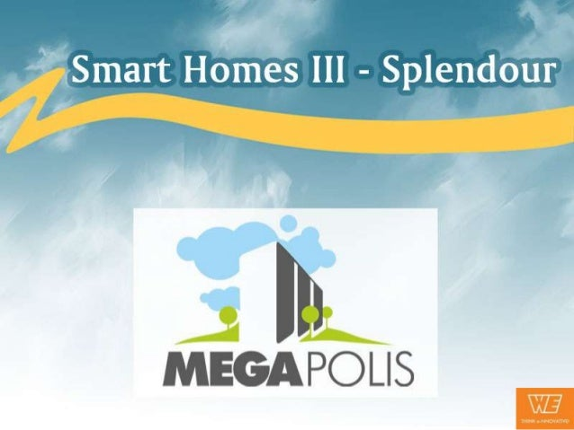 After the stupendous success of 'Smart Homes-I' and 'Smart Homes-II',Megapolis -- Punes 150-acre Platinum Green Home Towns...