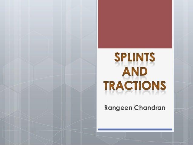 Rangeen Chandran