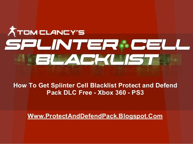 matchmaking failed splinter cell blacklist Tom clancy's splinter cell: blacklist is the 6th official installment in the splinter cell video game series it is ubisoft toronto's first released game, and the sequel to 2010's splinter cell: conviction.