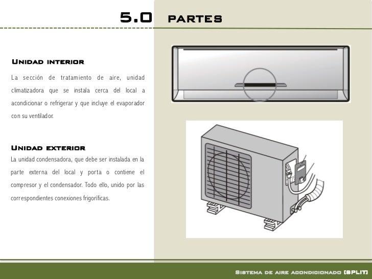 Split for Diferencia entre climatizador y aire acondicionado