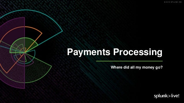 Splunk Live! Zurich 2019: ITSI at SIX Payments