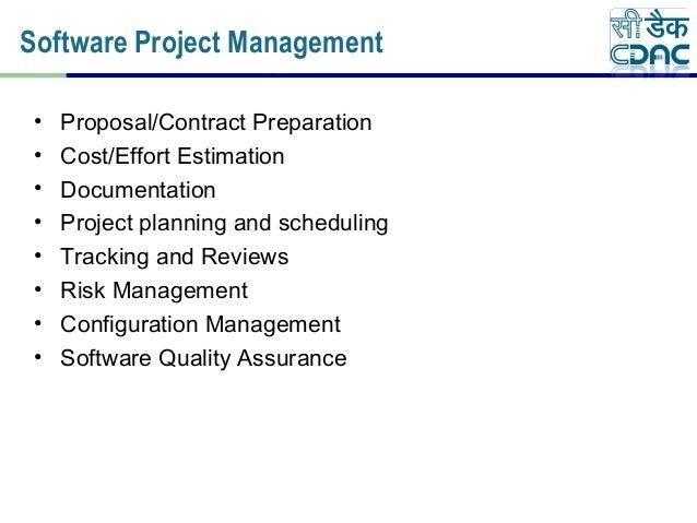 Software Project Management Basics