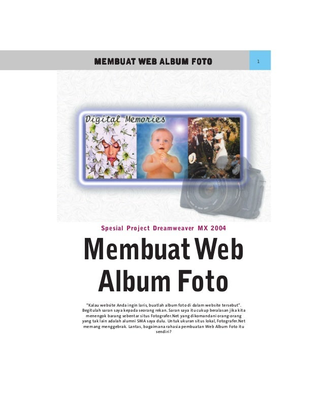 MEMBUAT WEB ALBUM FOT O      MEMBUA          UAT     ALBUM FOT                                                           1...