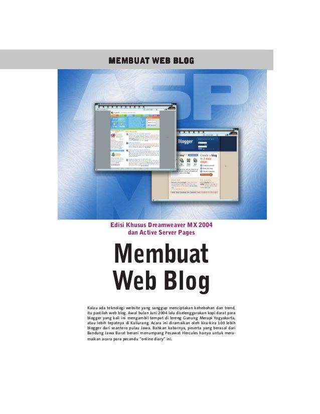 MEMBUAT WEB BLOG           MEMBUA               UAT                                                                 1     ...