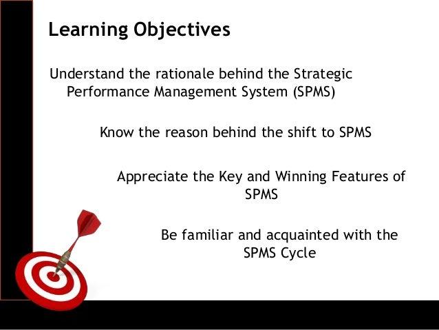 Strategic Performance Management System Slide 3