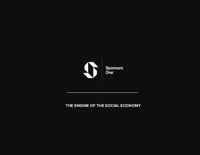THE ENGINE OF THE SOCIAL ECONOMY