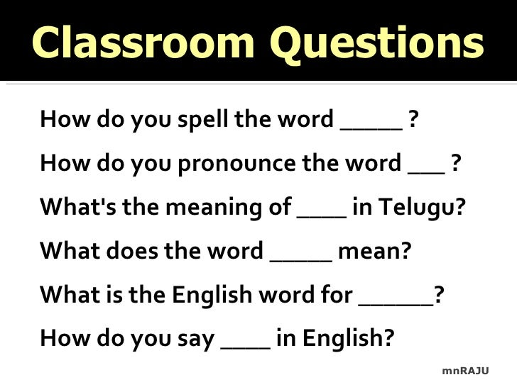 Spoken English For Engg Eachers