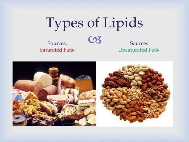 Lipids: Fats and Oils