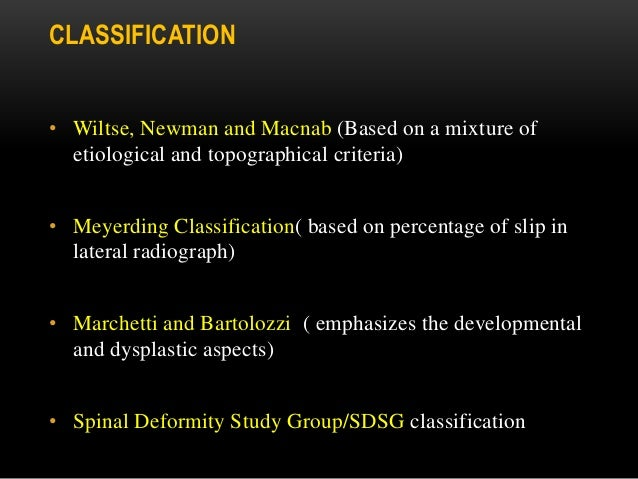 Thesis about congenital abnormalities