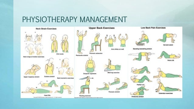spondylolisthesis physiotherapy
