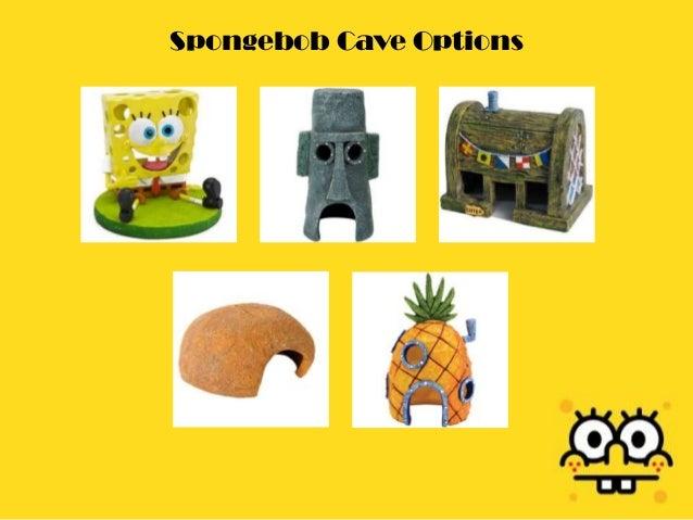 Spongebob fish tank decorations for Spongebob fish tank accessories