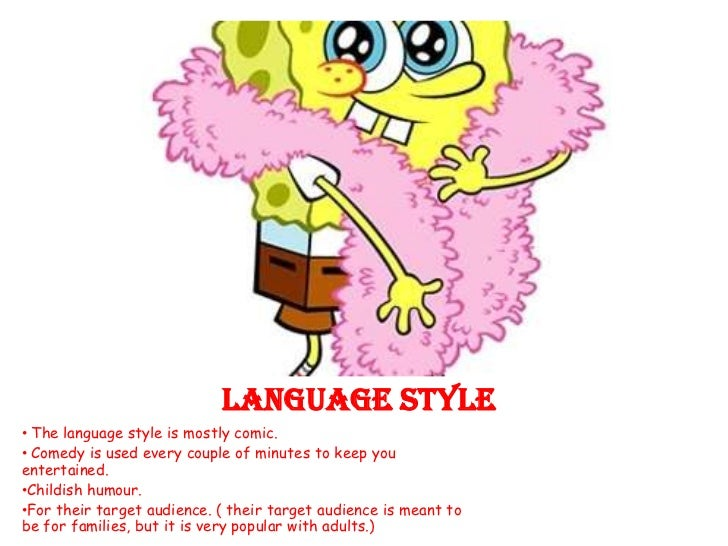 Spongebob squarepants presentation for Spongebob powerpoint template