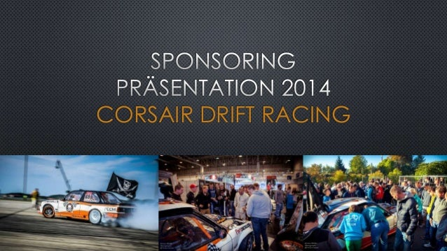 CORSAIR DRIFT RACING