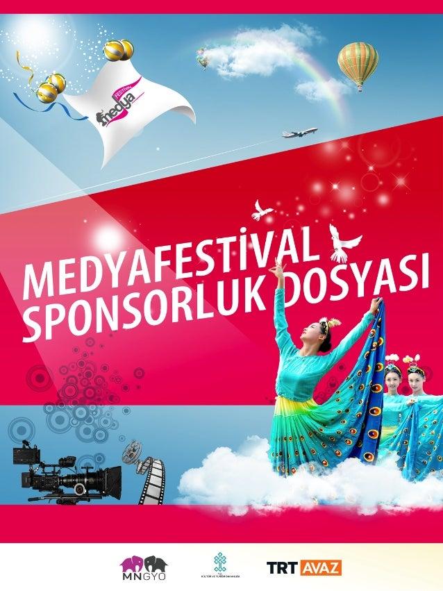 Medyafestival Sponsorluk Dosyası