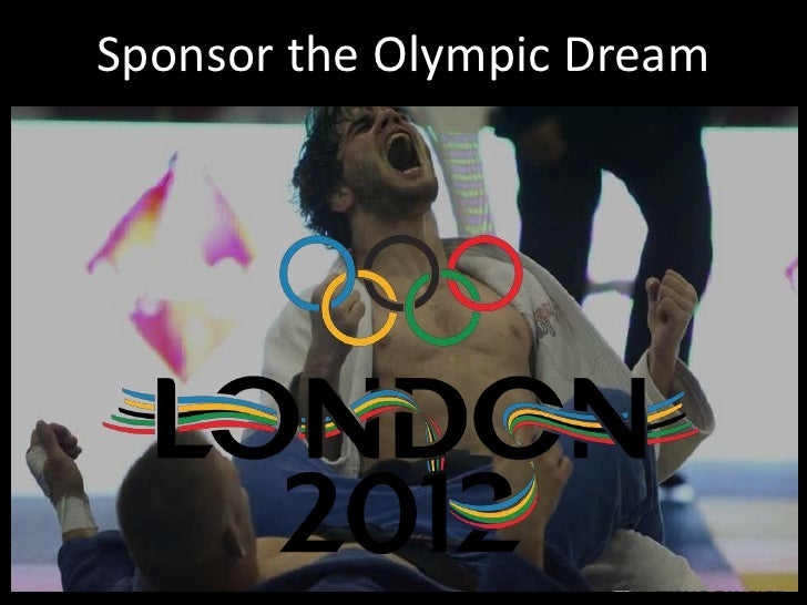Sponsor the Olympic Dream