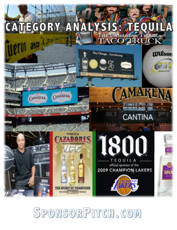 SPORTS PROPERTIES LOADING UP ON TEQUILA DEALS                                         ...