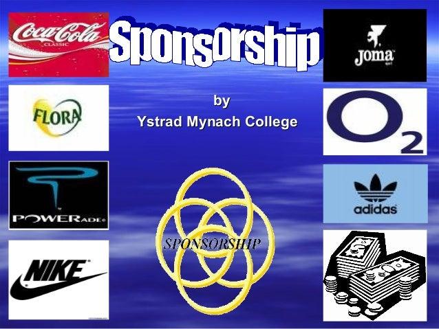 by Ystrad Mynach College   Sponsorship