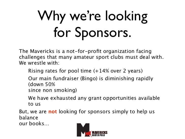 Water polo sponsorship mavericks water polo sponsorship expocarfo