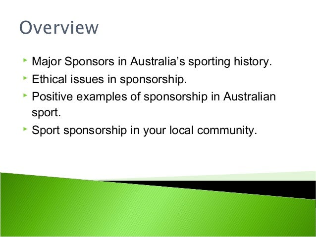 User:UC3025323/The Evolution of Alcohol and Tobacco Sport Sponsorship Agreements Essay