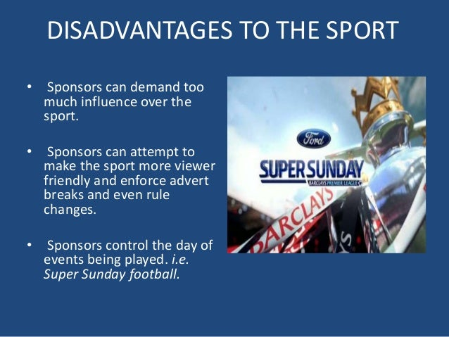 benefits of international sports competition