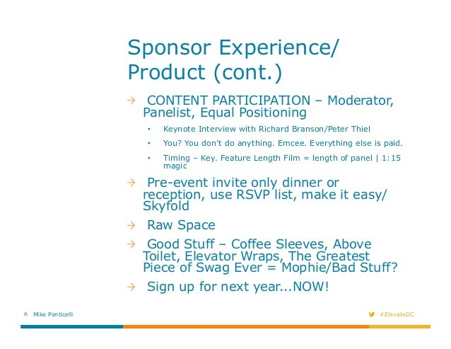 Sponsorship Secrets What Every Event Organizer Needs to Know with Mi – Sponsorship Invoice