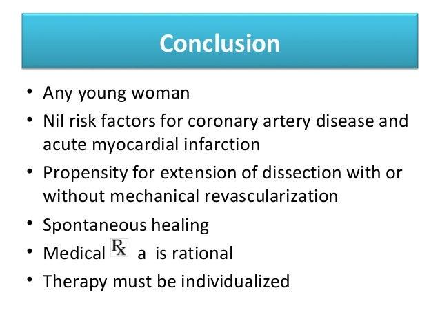 coronary artery disease essay conclusion Essay cardiovascular diseases include a wide range of heart essay/term paper: cardiovascular disease essay is also known as coronary artery disease.