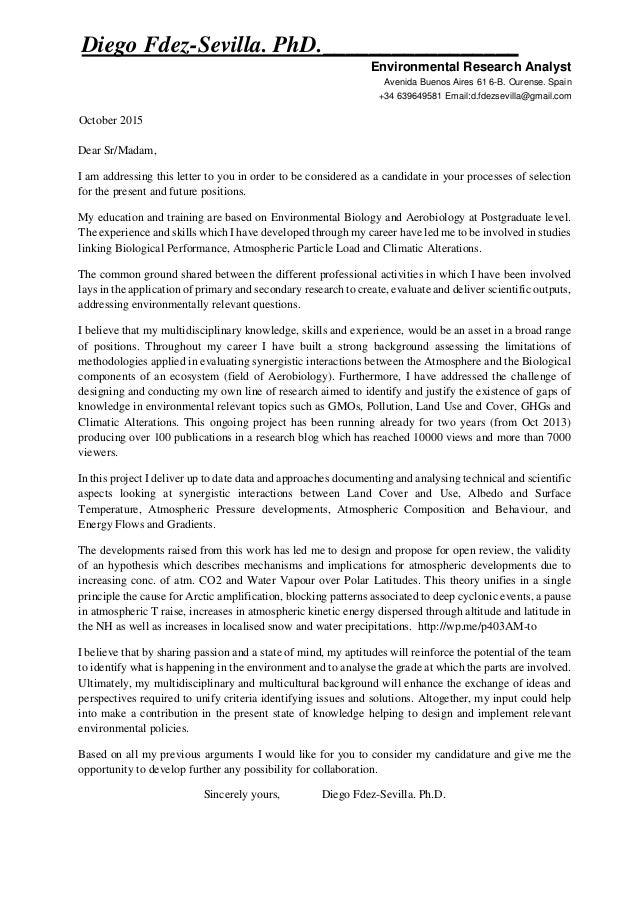 spontaneous cover letter - Koran.ayodhya.co