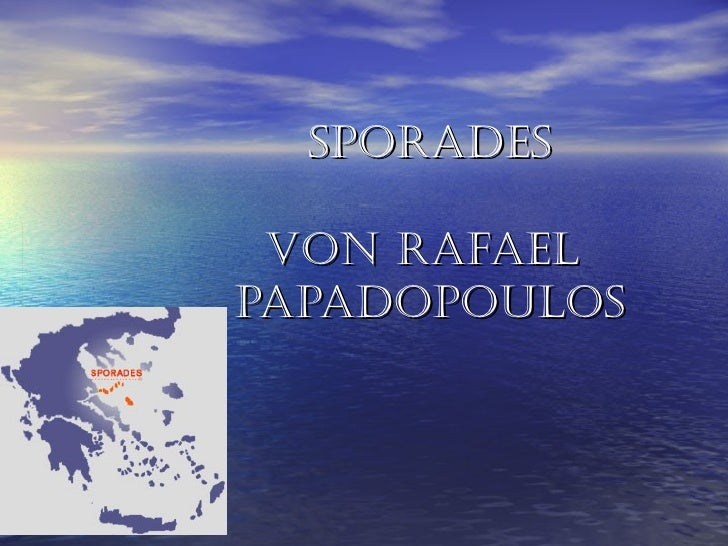 SporadeS von rafaelpapadopouloS