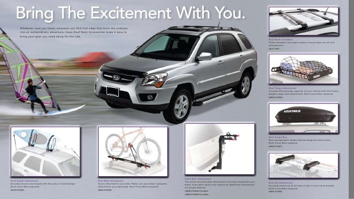 Kia Genuine Accessories UM020-AY106KT License Plate Frame Kit