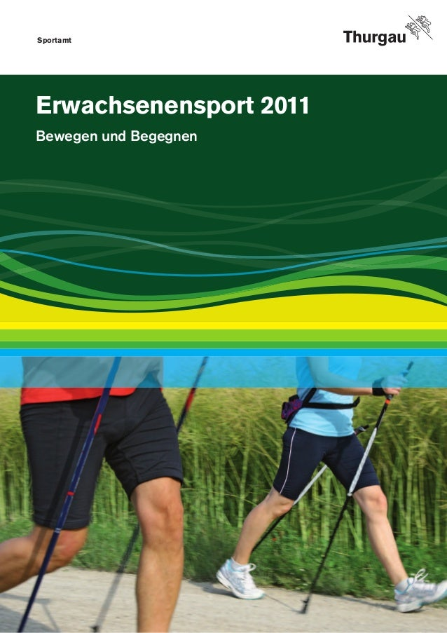 SportamtErwachsenensport 2011Bewegen und Begegnen