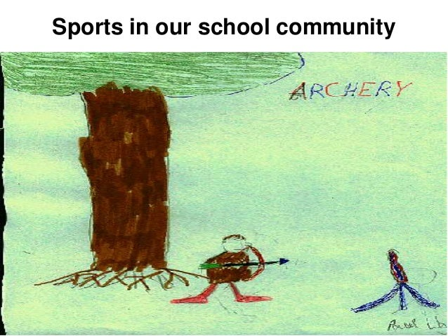 Sports in our school community