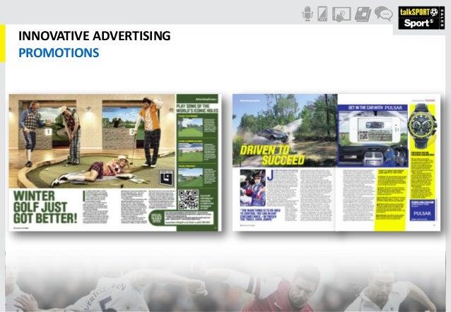 INNOVATIVE ADVERTISINGPROMOTIONS